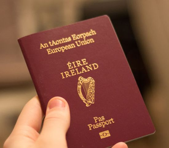How To Get An Irish Citizenship